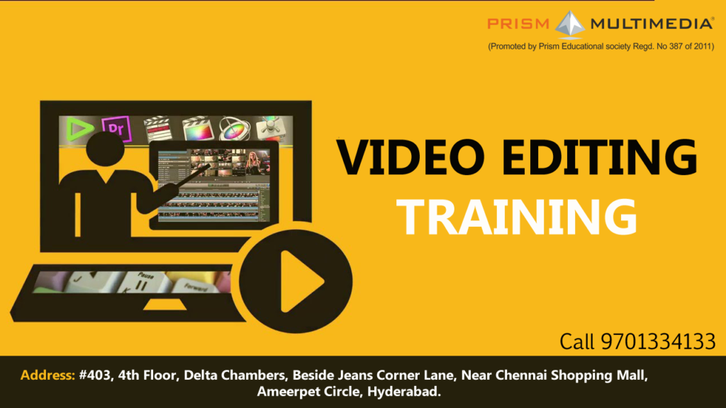 Video Editor. Job For 1-6 Year Exp In Hyderabad ...